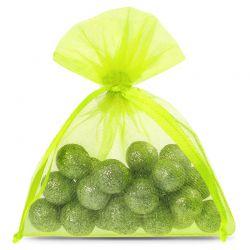 25 ks Organza tašky 10 x 13...