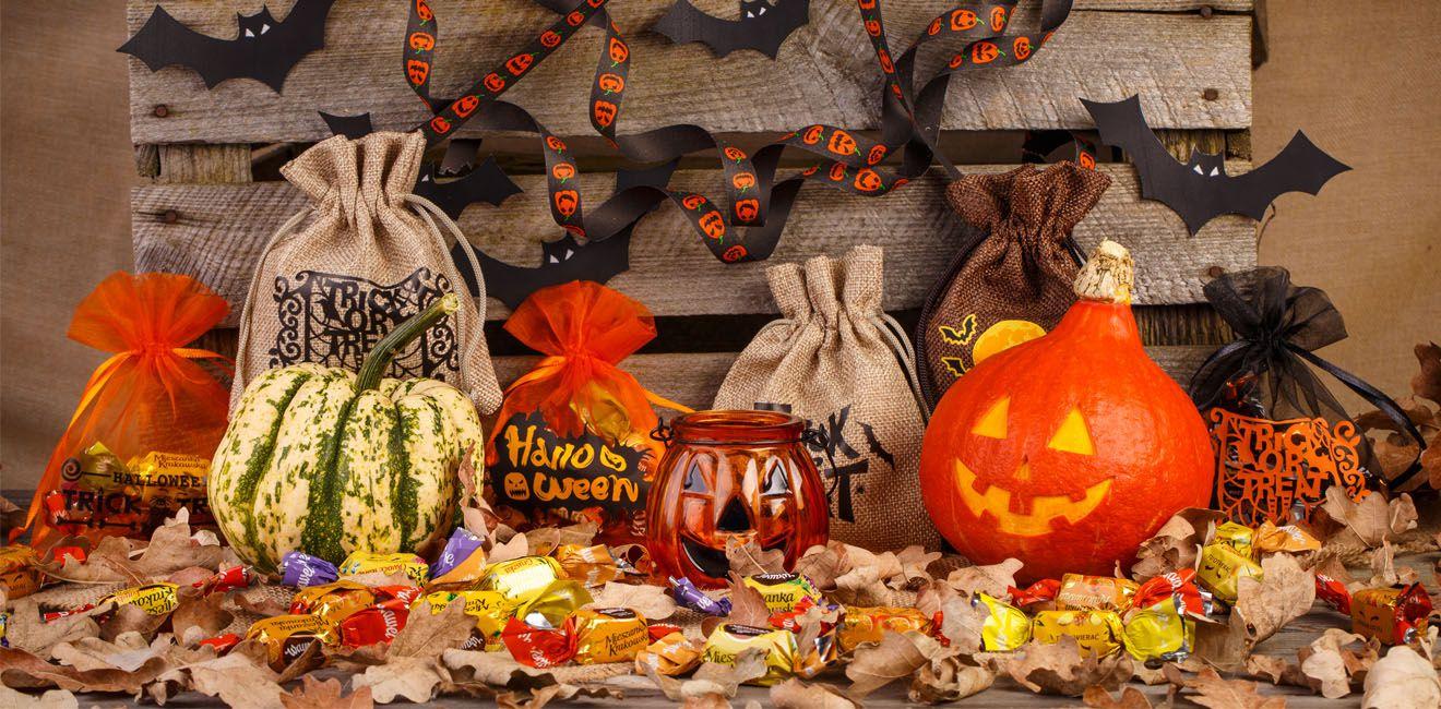 Tašky na Halloween