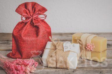 taška na ruční mýdla