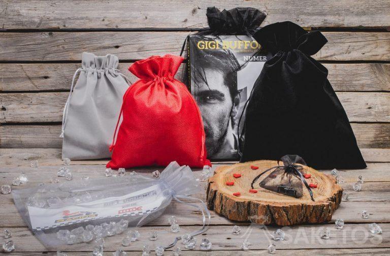 Pánské dárky ve stylových taškách