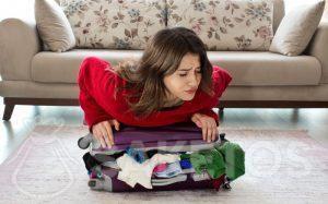 Jak mohu zabalit věcí do příručních zavazadel?