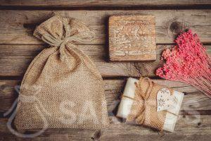 Balení pro ručně vyrobené mýdlo
